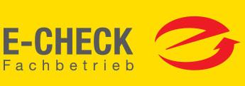 E-ChECK - Fachbetrieb